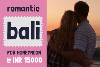 Tour Packages From Delhi India Honeymoon Tour Packages Bali